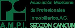 Logo Asociación Mexicana de Profesionales Inmobiliarios Sección Cancún